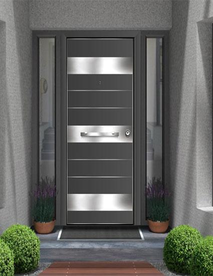 Θωρακισμένες Πόρτες Αιγάλεω - Apalumil.gr